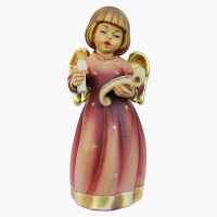 Original luck angel with candle