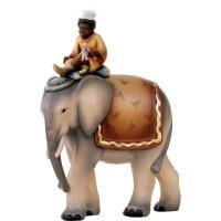 Elefant mit Page modern
